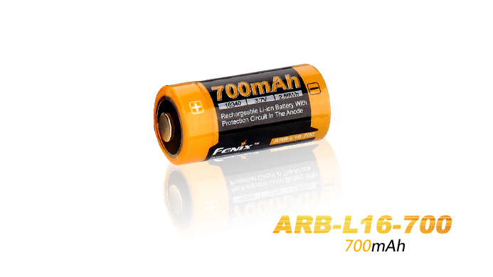 Acumulator Arb-L 16-700 - 3.7v - 700mah imagine