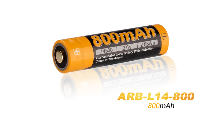 Acumulator Arb-L 14-800 - 3.6v - 800mah imagine