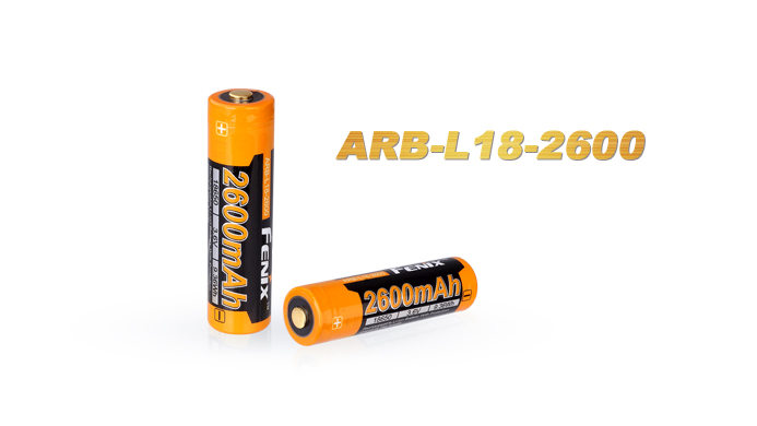 Acumulator Arb-L 18650 - 18-2600mah imagine