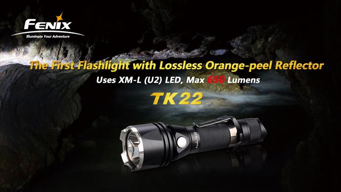 LANTERNA MODEL TK22 U2