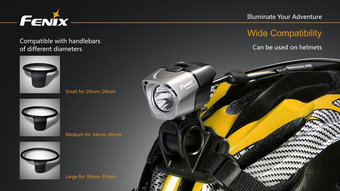 Imagine 589.0 lei, FENIX Lanterna Reincarcabila Pentru Bicicleta Model Btr20