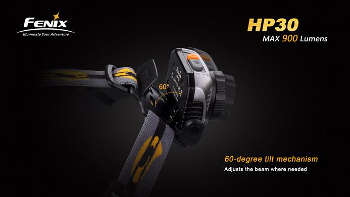 Imagine 399.01 lei, FENIX Lanterna Frontala Model Hp30 Xm-l2, Gri