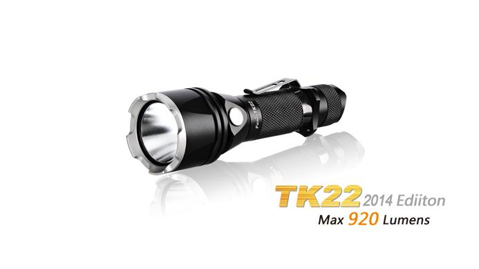 LANTERNA MODEL TK22 XM-L2 U2 - MODEL 2014 - GRI
