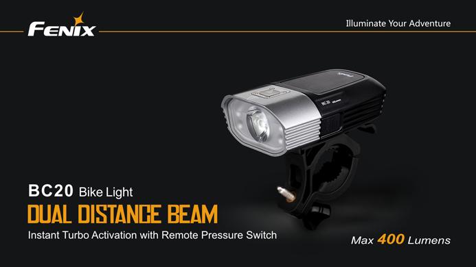 Imagine 224.01 lei, FENIX Lanterna Pentru Bicicleta Model Bc20 Xp-g2 R5