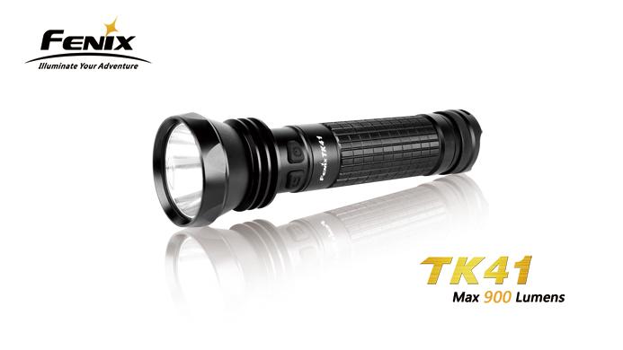 LANTERNA MODEL TK41 XM-L2 U2