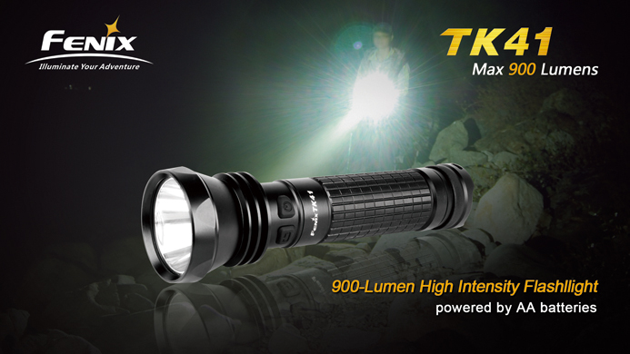 Imagine  579.0 lei, FENIX Lanterna Model Tk41 Xm-l2 U2