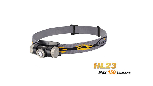 LANTERNA FRONTALA MODEL HL23 XP-G2 R5 - CADET GREY