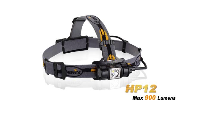 LANTERNA FRONTALA MODEL HP12 XM-L2