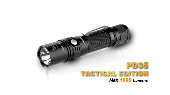 Lanterna Model Pd35 Xm-L (V5) - Tactical Edition imagine