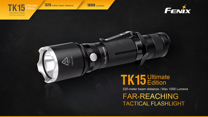 Imagine Lanterna Model Tk15 Xp-l Hi (v3) - Ultimate Edition Grey