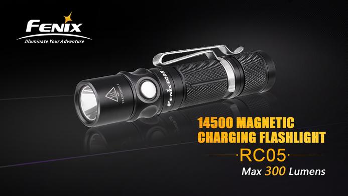 Imagine 249.0 lei, FENIX Lanterna Reincarcabila Model Rc05