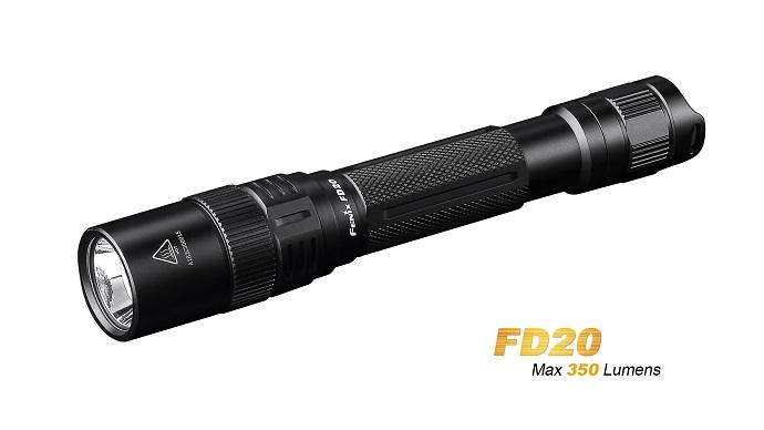 LANTERNA CU FOCUS AJUSTABIL MODEL FD20 XP-G2 S3