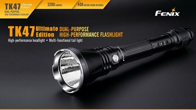 Imagine  690.0 lei, FENIX Lanterna Model Tk47ue Xhp70