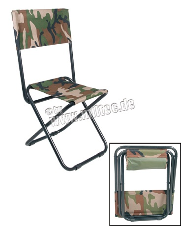 Scaun Pentru Camping - Woodland imagine