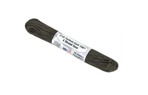 SNUR PARACORD - 275LBS. - OLIVE GREEN
