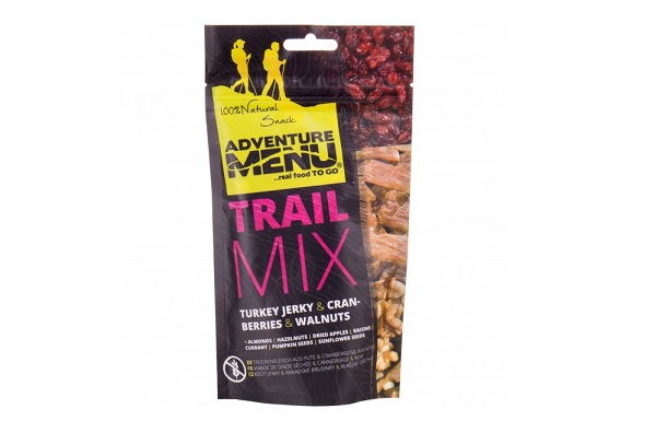 TRAIL MIX - CURCAN/CRANBERRIES/WALNUT