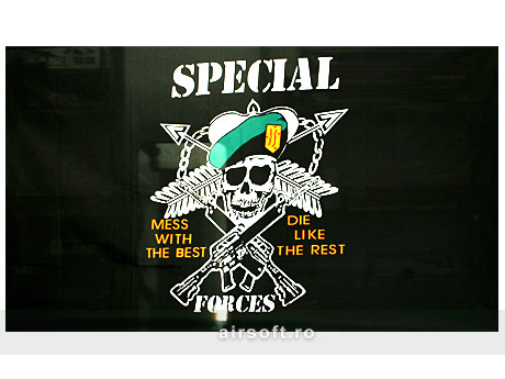 DRAPEL MODEL SPECIAL FORCES