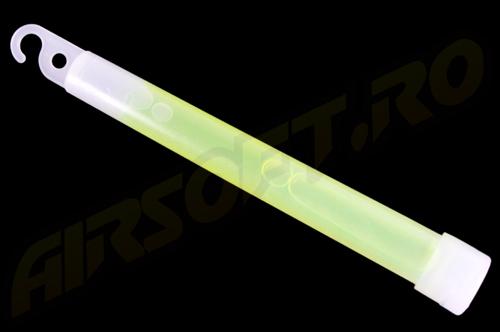 Baton Chimic De Iluminare 1.5x15 Cm (VERDE) imagine