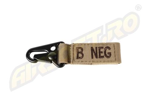 Carabiniera Grupa Sanguina B-Negativ - Tan imagine
