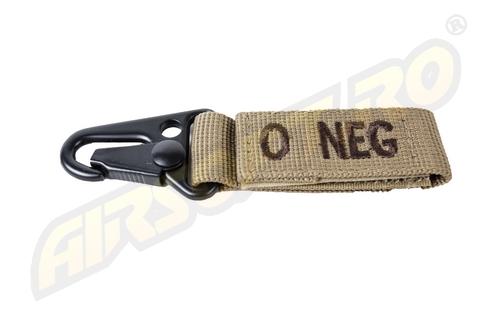 Carabiniera Grupa Sanguina O-Negativ - Tan imagine