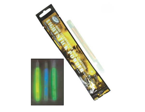 Baton Chimic De Iluminare 1x15 Cm - Albastru - 48h imagine