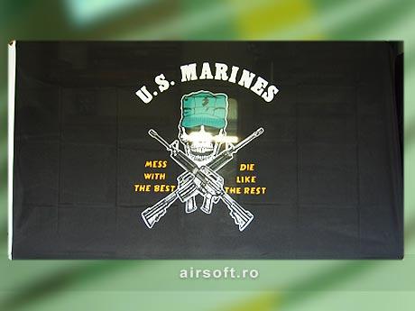DRAPEL MODEL U.S. MARINES
