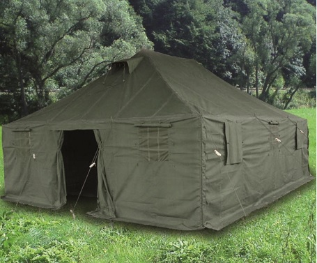 CORT OD ARMY - POLYESTER - 6X5X3.2X1.75M