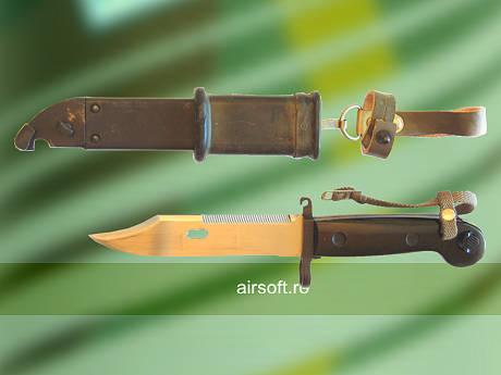 BAIONETA ORIGINALA PENTRU AK47/59