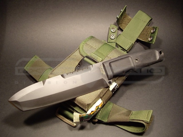 CUTIT MODEL ONTOS - GREEN SHEATH