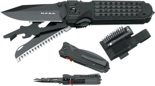 Imagine 750.0 lei, FOX KNIVES Briceag Multifunctional De Supravietuire, Model M.p.s.k.