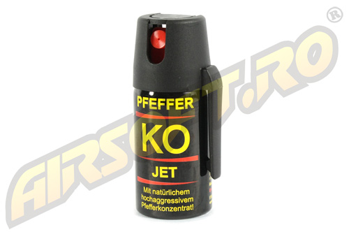 Spray Iritant-Lacrimogen Ko-Jet (40 Ml) imagine