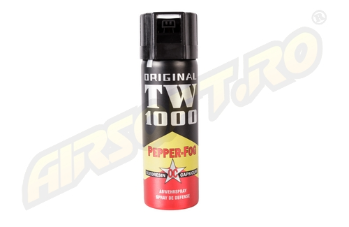 Spray Iritant Lacrimogen Tw1000 -FOG Standard 63 Ml imagine