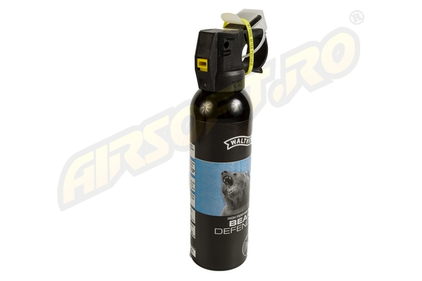 Walther - Spray Iritant Lacrimogen Impotriva Ursilor - 310 G imagine