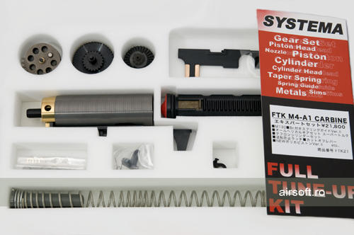Imagine 682.02 lei, SYSTEMA Kit Ftk21 Expert Pt. M4a1