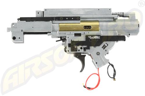 PIESA NR. SCAR-50 PT. SCAR-L - GEARBOX COMPLET