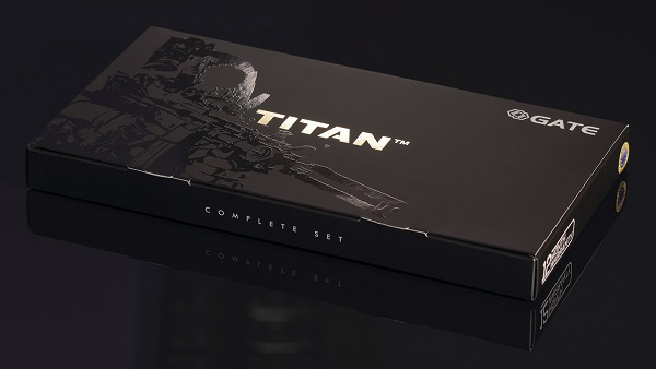 MOSFET TITAN - SET COMPLET - FRONT WIRED