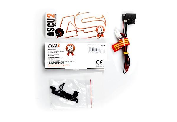 MOSFET ASCU PT. GEARBOX VER. 2 - GEN. 5