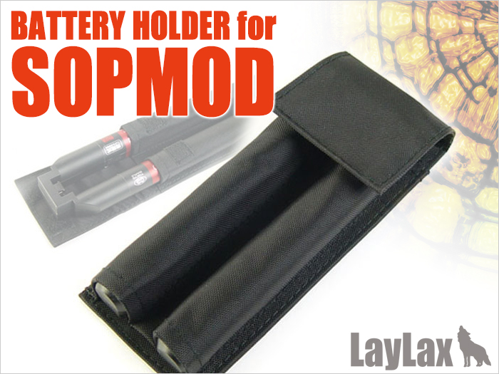 SOPMOD BATTERY HOLDER (NEXT GENERATION M4)
