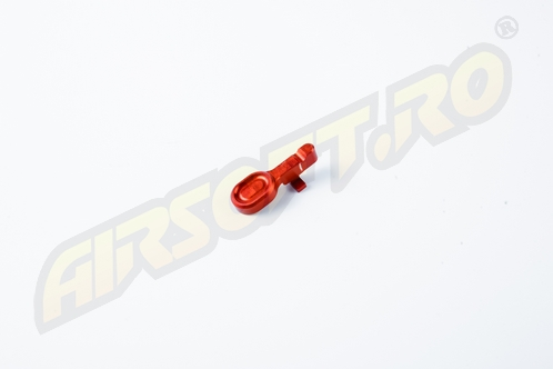 BOLT CATCH PT. SERIILE M4 - CNC - A - RED