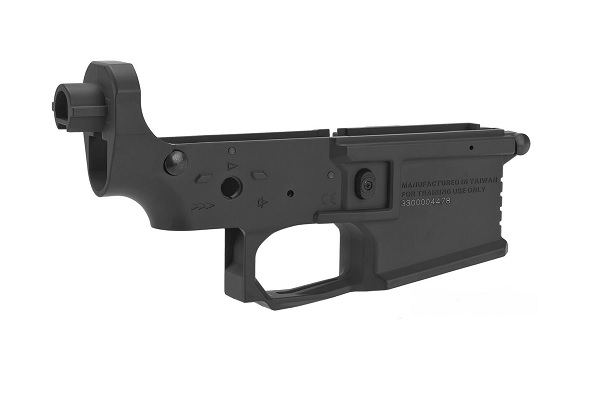 TRIDENT MK2 LOWER RECEIVER ASSEMBLY - BLACK