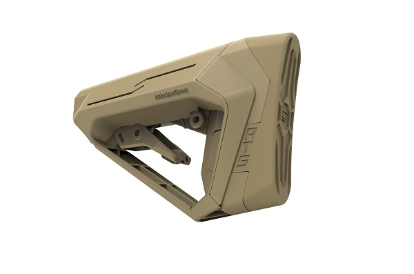 Imagine Strike Systems Ats M - Stock Retractable  Tan