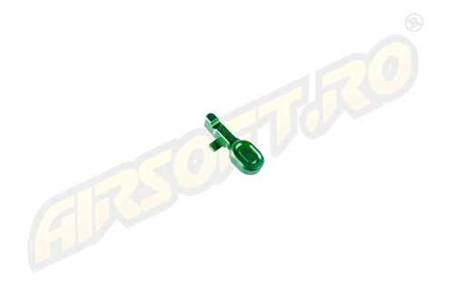 BOLT CATCH PT. SERIILE M4 - CNC - A - GREEN