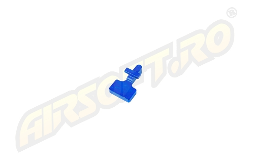 BOLT CATCH PT. SERIILE M4 - CNC - B - BLUE