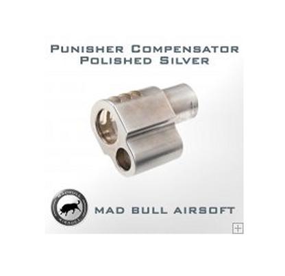 Compensator Pentru Punisher 1911 - Silver imagine