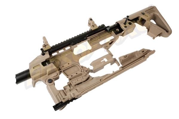 Imagine 650.0 lei, CAA AIRSOFT DIVISION Kit De Conversie Pentru Colt M9-m9a1, Desert