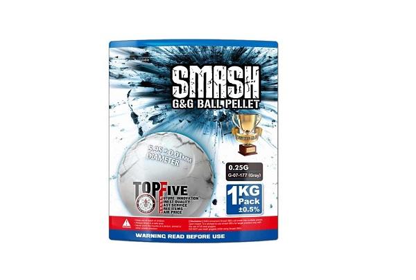 BILE SMASH 0.25G/1KG. - GRI