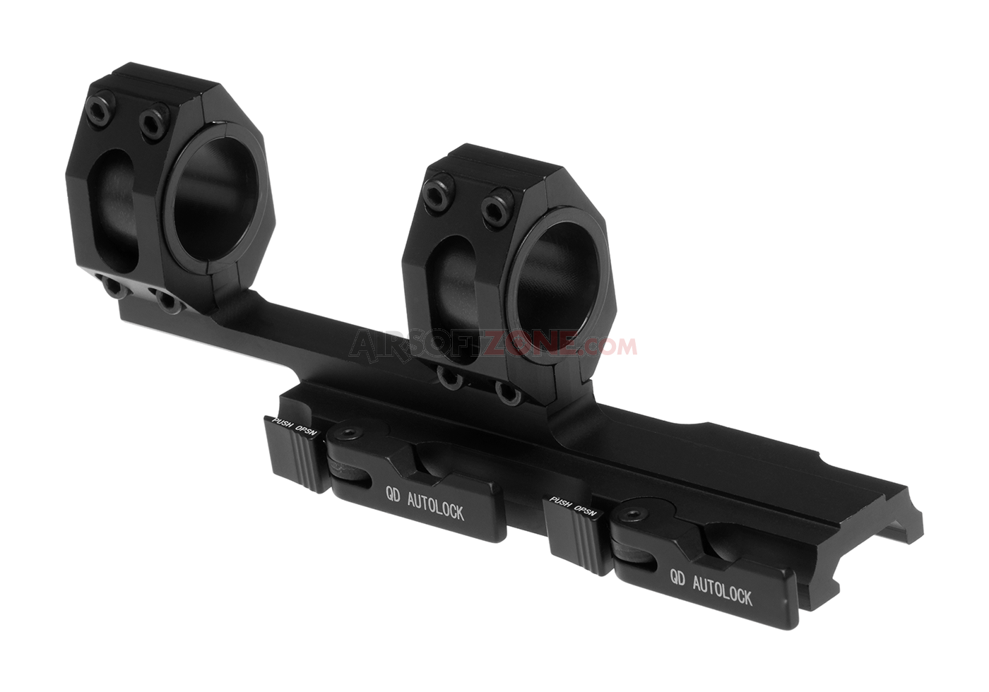Tactical Top Rail Extended Mount Base - 25.4mm / 30mm imagine