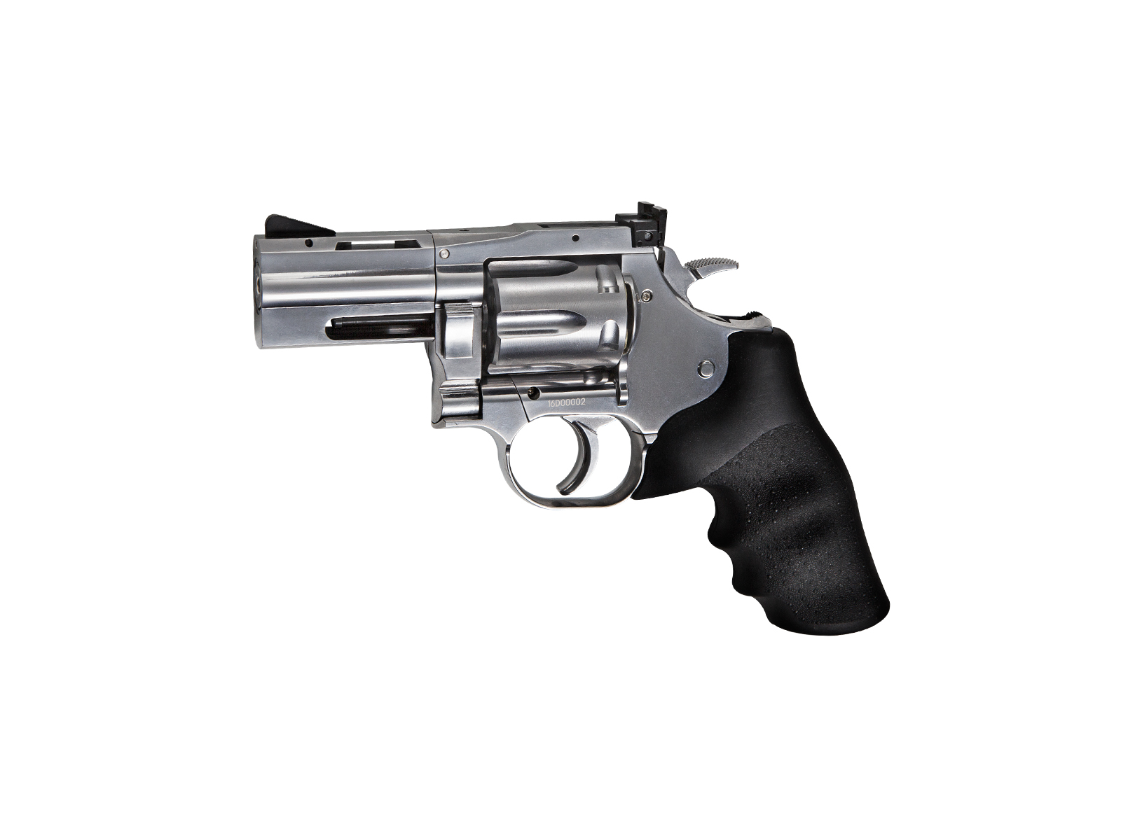Dan Wesson 715 De 2.5 Inch Silver - 4.5 Mm imagine