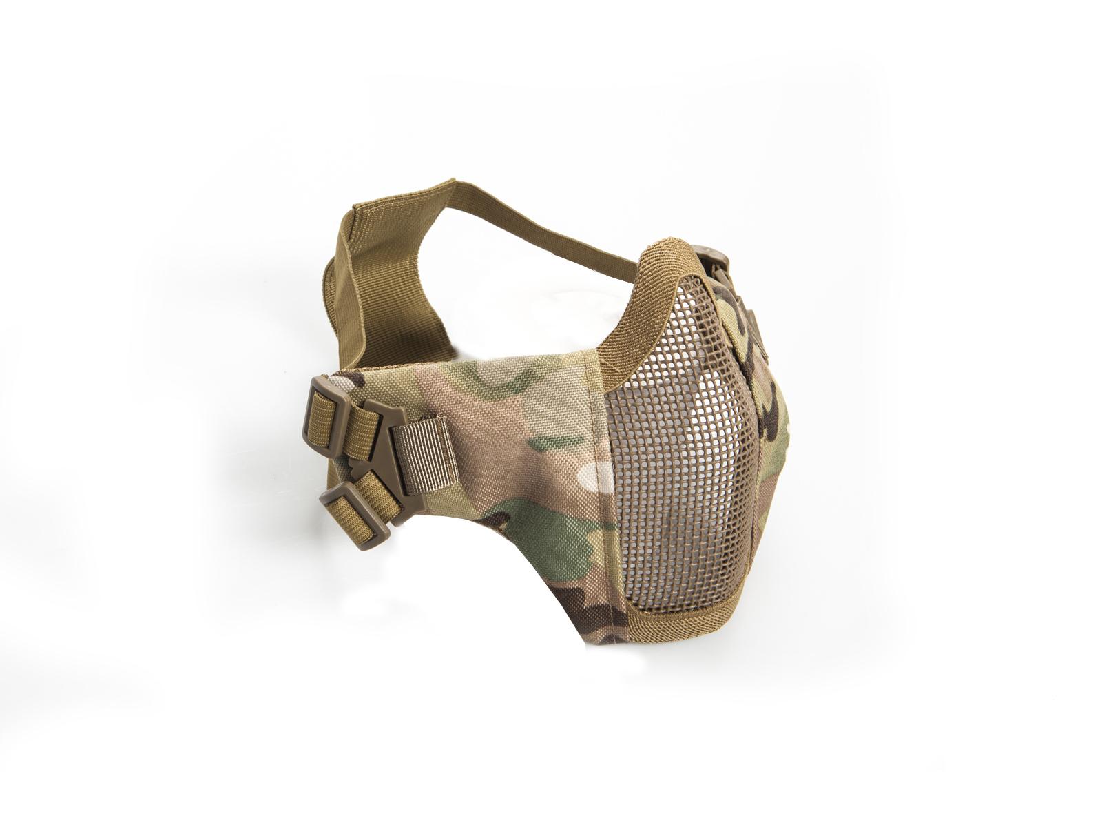 Masca De Protectie - Metalica - Multicam imagine