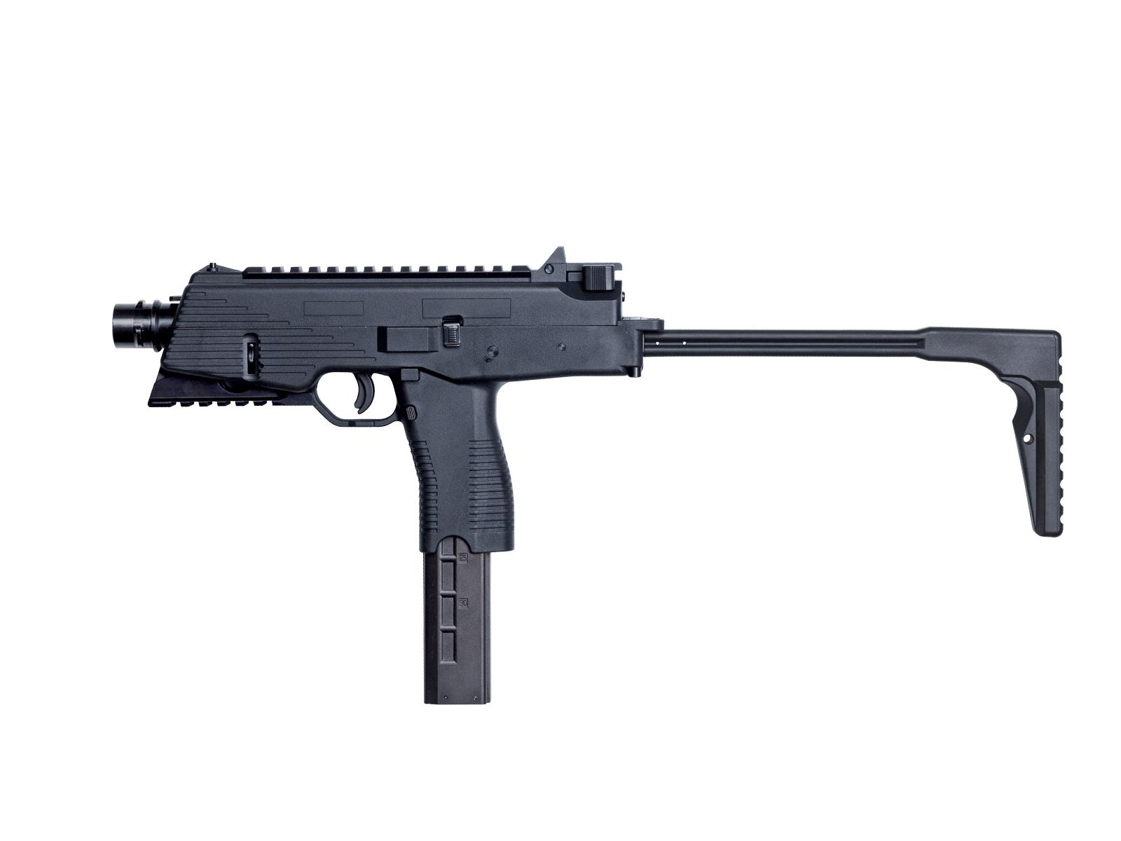 MP9 A3 - BLACK - GBB